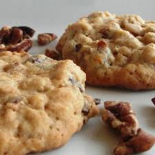 oatmeal raisin pecan cookies recipe