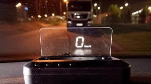 <b>Universal</b> Head-up <b>Display</b> - <b>C100</b> HUD for any <b>car</b> with OBD2 ...