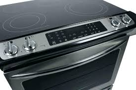 replace glass stove top glass top stove replacement awesome gallery electric slide in ran review in