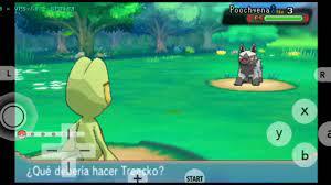 Pokémon Omega Ruby ANDROID FULL SPEED (New Citra 3DS Emulator) - YouTube