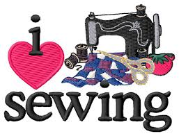 Image result for love sewing cartoon images