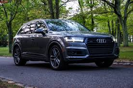 test drive 2018 audi q7 3 0t still at the top of its game