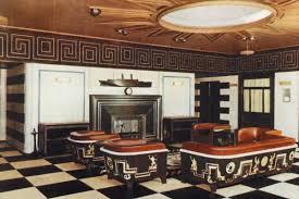 Art Deco patterns ...