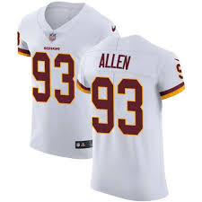 Nfl Cheap Jerseys Women's Redskins Jonathan Authentic Youth Free Allen Shipping Wholesale Jersey