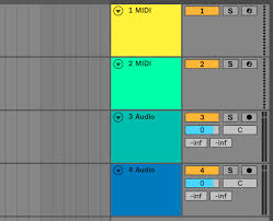 Tempo Mixing Chart Mixing Ableton Reference Manual Version 10 Ableton