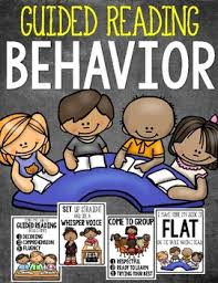 Guided Reading Behavior Anchor Charts