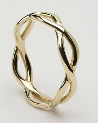 infinity wedding rings. ladies celtic infinity wedding rings lg-wed163