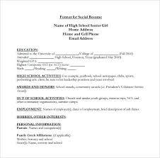 Include High School On Resume