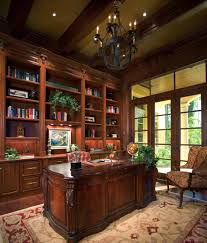 Home Office Library Ideas-11-1 Kindesign