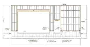 garage door framingGarage Door Header Length  Wageuzi