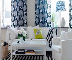 Ikea Living Room Decorating Ikea Living Room Design Ideas With Nice White Rug And Black