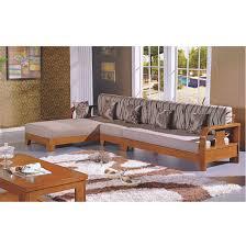Solid Living Room Furniture Oak Living Room Furniture Solid Wood Sofa Combination Of Modern