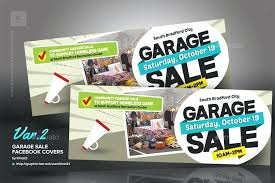 Community Yard Sale Flyer Template How To Make A Garage Ninja