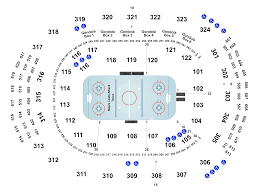 Toronto Maple Leafs Interactive Seating Chart Nhl Preseason Toronto Maple Leafs Vs Montreal Canadiens