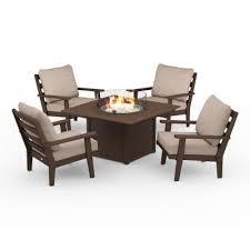 polywood patio furniture outdoors