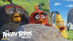 The Angry Bird Movie Hindi Dubbed Download (360p, 480p, 720p HD)