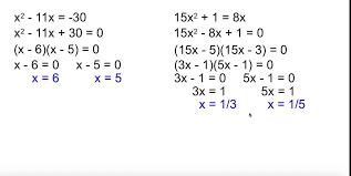 solve equation factoring photoshot cute alg 2 4 3 solving quadratic equations