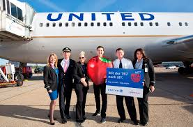 united airlines expands seating capacity to and from hamburg airport