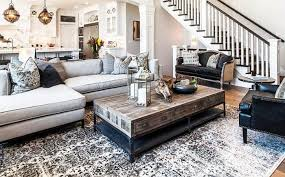 What Size Rug For Living Room Rug Sizes Rug Size Guide Nw Rugs Furniture