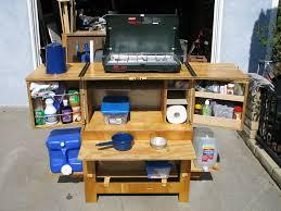 Camp Kitchen Build Your Own Camp Kitchen Chuck Box Home Design Garden