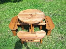childrens bench table infants round picnic table childrens bench table and chairs