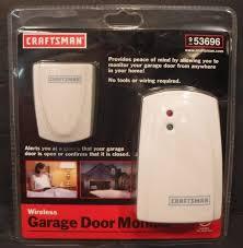craftsman 53690 manual fresh wireless garage door monitor image collections door design for home