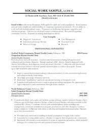 Mental Health Professional Resume Sample Best Of Psychotherapist Resume Sample Social Worker Resume Sample Easy