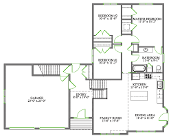 charming side split level house plans pictures best image home