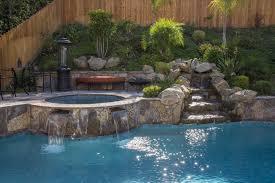inground pools with waterfalls and slides. Waterfall Person People Boy Inground Fiberglass Swimming Pool By Royal A Pools With Waterfalls And Slides R
