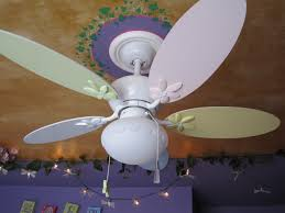 girly chandelier ceiling fan for girls low ceilings with light