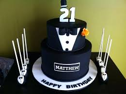 21st Cakes For Males Esparamainfo