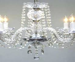 small white crystal chandelier mini crystal chandelier