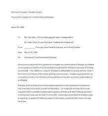 Sample Product Proposal Letter Advertising Letter Sample Sample