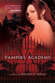 reseñas literarias vampire academy