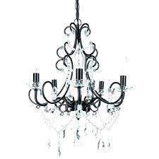 chandelier plastic crystals plastic crystal chandeliers plastic crystals for chandelier 5 light classic crystal plug in