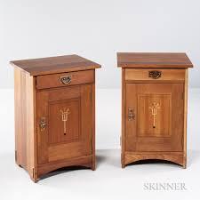 two stickley harvey ellis nightstands nightstands for sale l98
