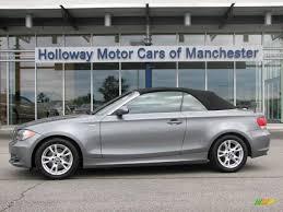 BMW 5 Series bmw 128i 2009 : 2009 Space Grey Metallic BMW 1 Series 128i Convertible #66437939 ...