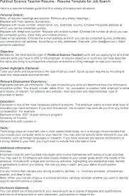 Teacher Resume Objective Delectable Objectives For Teaching Resume Objective For Resume Teacher Teacher