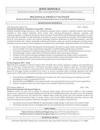 Engineer Resume Examples Resume Templates