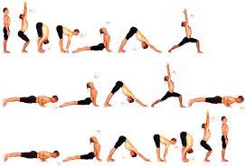 Morning Yoga -Virabhadrasana I