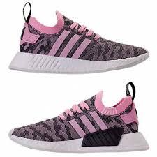 adidas originals nmd women. adidas originals nmd r2 primeknit women\u0027s wonder pink - core black authentic adidas originals nmd women