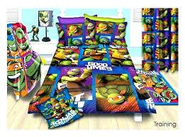 Teenage Mutant Ninja Turtles Bedding Sets Ninja Turtle Bedding Set ...