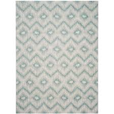 safavieh courtyard grayblue 9 ft x 12 ft indooroutdoor area inside gray and blue rug plan