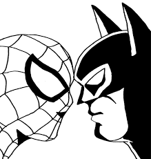 Small Picture Best Free Spiderman Coloring Pages 56 2172