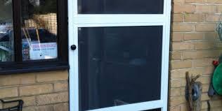 door cute slide ezzz sliding patio screen door repair kit engaging repair rollers on sliding