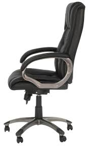 office chair side. Fine Office Alphason Northland High Back Leather Executive Chair In Black Alternative  Image Intended Office Side