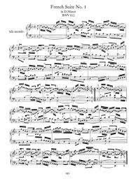 bach sheet music piano bach keyboard sheet music download sheet music