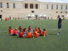 stage de foot pour enfant
