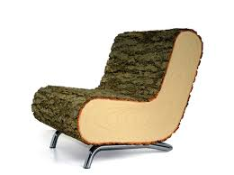 bark furniture. A Chair Looks Like It Was Taken From Real Trunk But Is Actually Just An Upholstery. Bark Furniture O