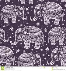 Tribal Elephant Wallpaper Tribal ...